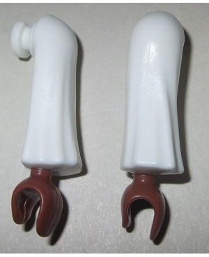 Arms Arms Arm 154200 Arm Sleeve Long White 2u Playmobil Musketeer